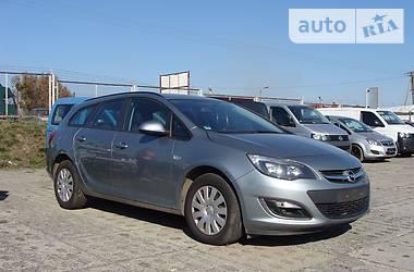 Opel Astra J Sport Tourier 2013