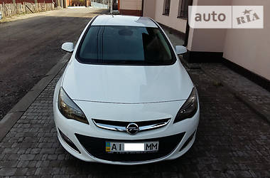 Opel Astra J COSMO 2016