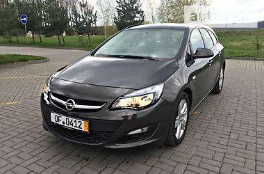 Opel Astra J Sport Tourer 2014