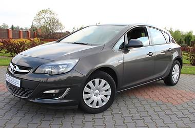 Opel Astra J 1.7  2013