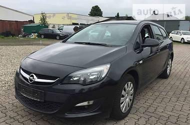 Opel Astra J 1.6 2015