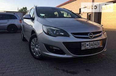 Opel Astra J SPORTS TOURER 2013