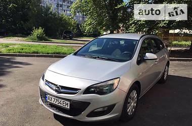 Opel Astra J Sport Tourer 2012