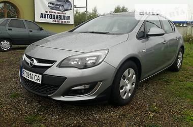 Opel Astra J NAVI SPORT 2013