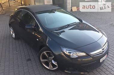 Opel Astra J GTS 2012