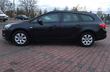 Opel Astra J  2016