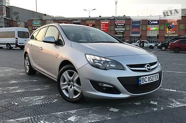 Opel Astra J 1.6 CDTI Cosmo  2014