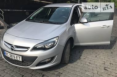 Opel Astra J LIFT 2013