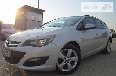 Opel Astra J AUTOMAT 2014