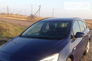 Opel Astra J ASTRA SPORTS TOURER 2013