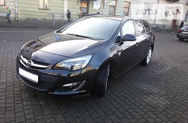 Opel Astra J 2.0 CDTI 2012