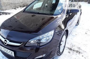 Opel Astra J СВИЖАК 2013
