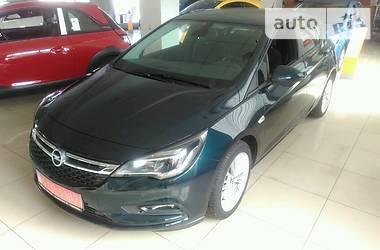 Opel Astra K 1.6 CDTI AT6 2016