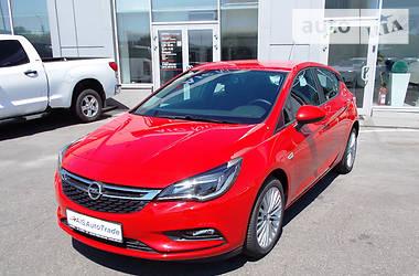 Opel Astra K Turbo 2016