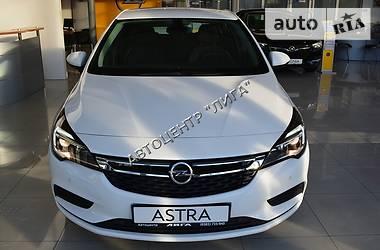 Opel Astra K 1.4 ENJOY 2017
