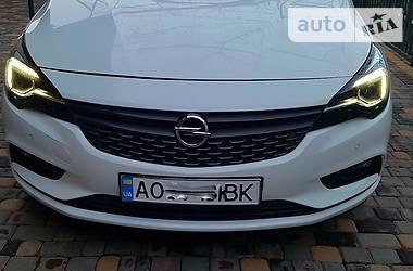 Opel Astra K Innovation 2016