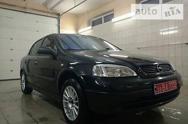 Opel Astra twinport 2008