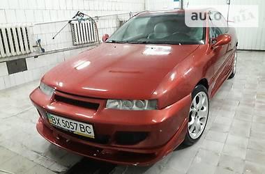 Opel Calibra let турбо 204л.с 1991