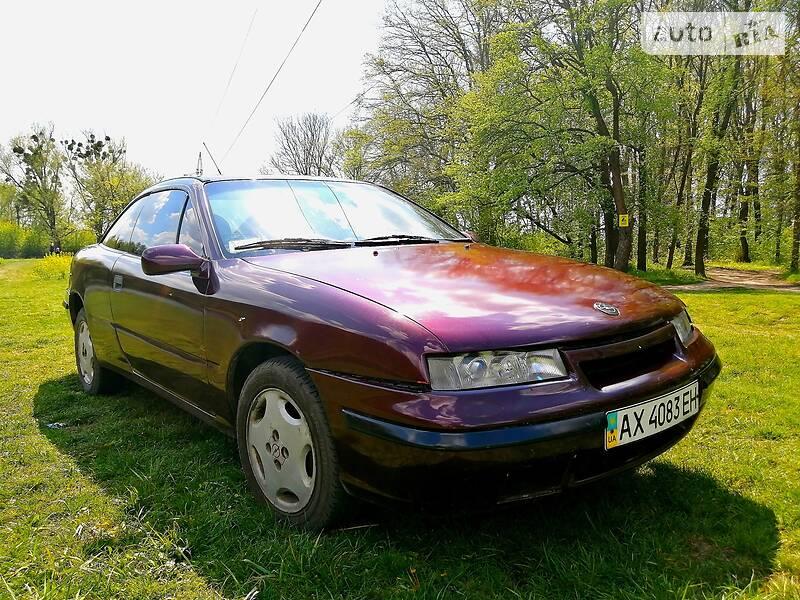 Хэтчбек Opel Calibra