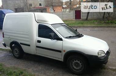 Opel combo 1,4 transportbil - sk0e5p 1999