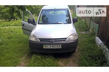 Opel Combo груз. 2007