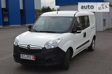 Opel Combo груз. EcoFlex Maxi 2013