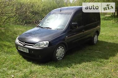 Opel Combo груз. 1.7CDTI-74kw&amp amp 2010