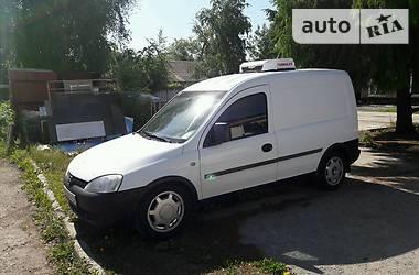 Opel Combo груз.  2002