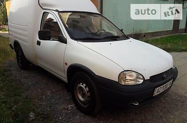 Opel Combo груз.  1999