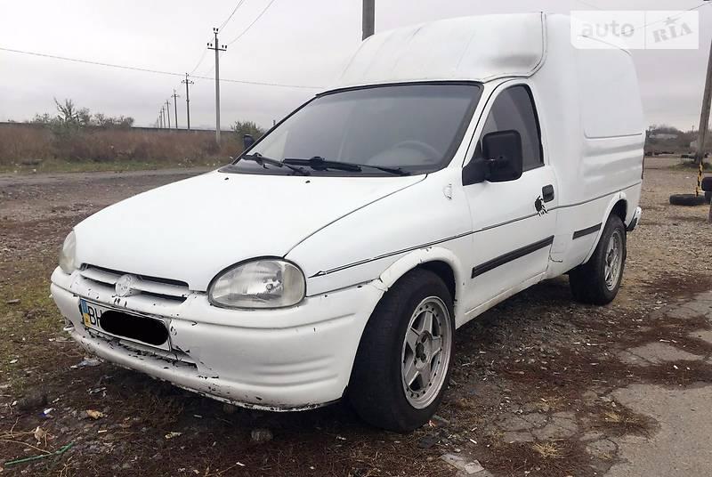 Opel Combo 1997 года