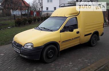 Opel Combo груз. B-LFW 1998