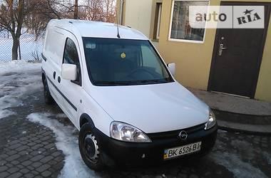 Opel Combo груз.  2010