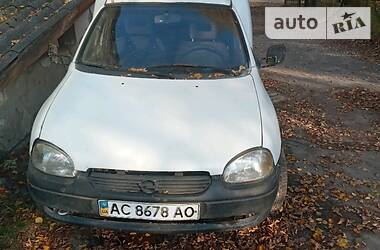 Opel Combo груз.  1998