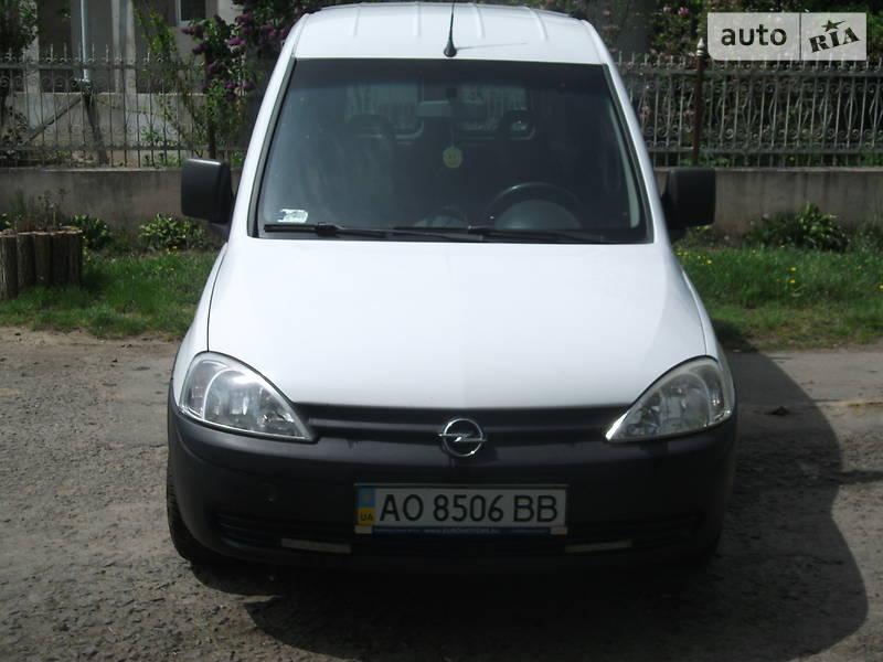 Opel Combo пасс.