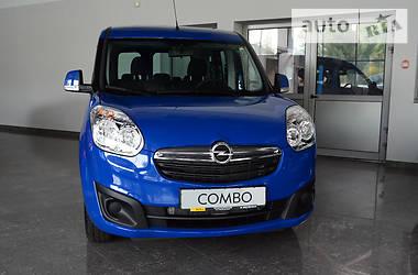 Opel Combo пасс. Cosmo 2016