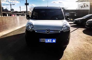Opel Combo пасс. EcoFlex 2013