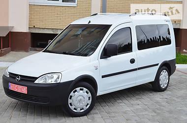 Opel Combo пасс. 1.7 CDTI  2009