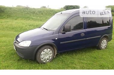 Opel Combo пасс. 1.7 TDI 2004