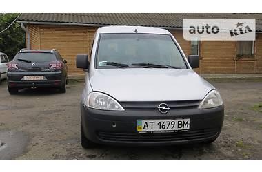 Opel Combo пасс. 1.7 TD 2001