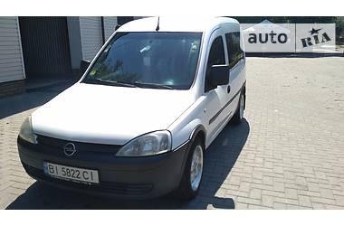 Opel Combo пасс. 1.7 DTi 2004