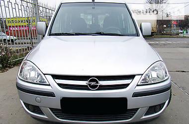 Opel Combo пасс. ecoFLEX 2008