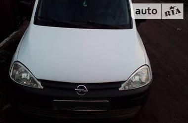 Opel Combo пасс. 1.7DTI 2002