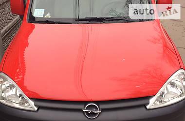 Opel Combo пасс. 55 кВт 2008
