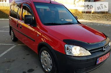 Opel Combo пасс. 1.7CDTI CONDICIONER 2010