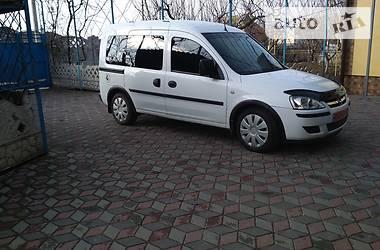 Opel Combo пасс.   2011