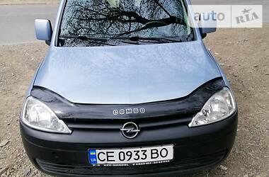 Opel Combo пасс. CDTI 2006
