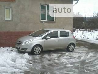 Хэтчбек Opel Corsa