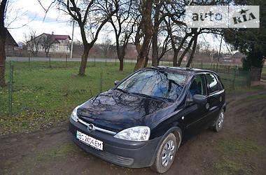 Opel Corsa 1.0i 2002