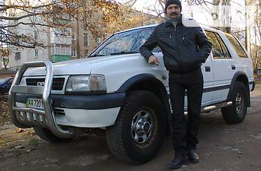 Opel Frontera - 4x4 INDIVIDUAL  1999