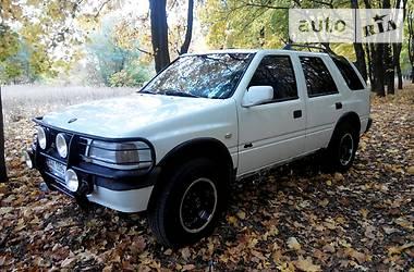 Opel Frontera  1992